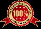 elégedettségi garancia